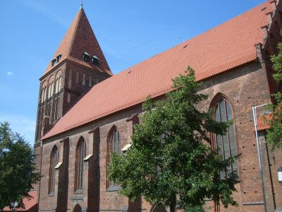 """Händels """"Belshazzar"""" in der Greifswalder Jakobikirche"""
