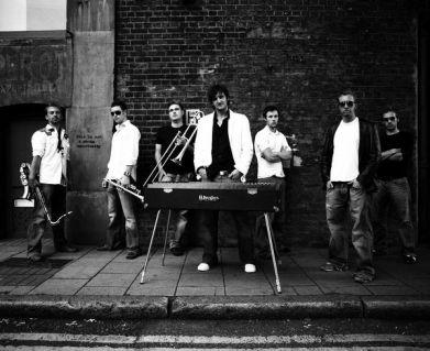 Paddy Milner & The Big Sounds: Zwischen Boogie und Comic