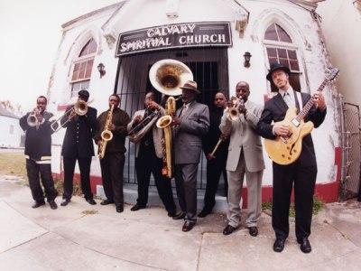 The Dirty Dozen Brass Band – Voodoo (1987)