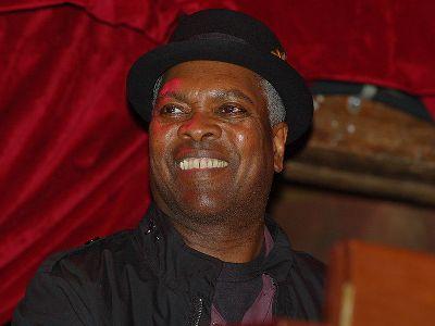 Booker T spielt beim Jazzfest Berlin
