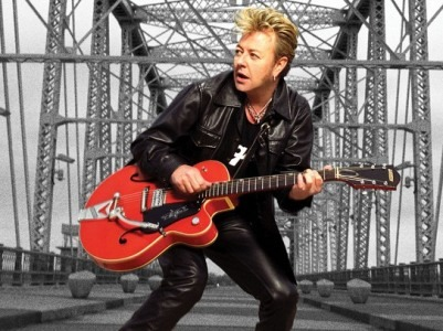 Brian Setzer Orchestra – The Dirty Boogie