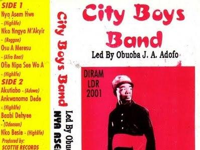 Unerhörte Musik aus Afrika