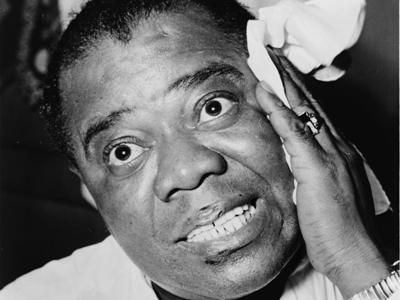 Louis Armstrong – New Orleans Nights