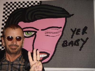 McCartney auf neuem Album von Ringo Starr