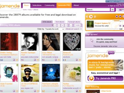 Music Matic kauft Jamendo