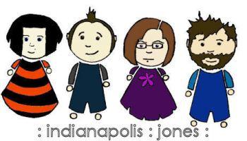 Indianapolis Jones – Betreff: Music is good for you
