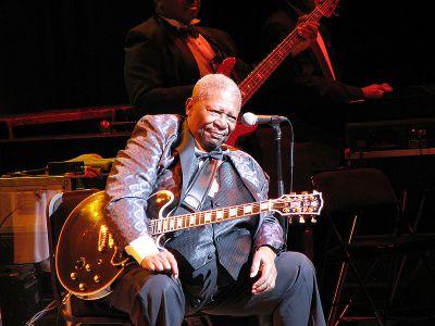 B.B. King – Let the Good Times Roll: The Music of Louis Jordan