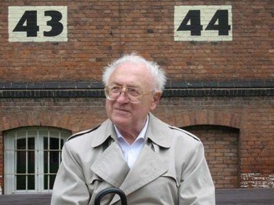 Herzlichen Glückwunsch! Günter Discher ist 85