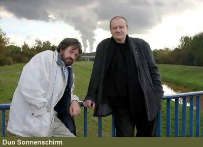 Duo Sonnenschirm – Duolektik