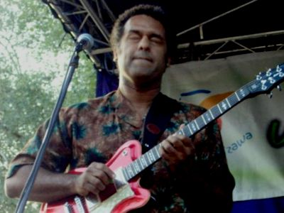 Jean-Paul Bourelly – African Blues oder Hendrix' Erbe?