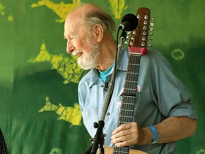 Pete Seeger – We Shall Overcome