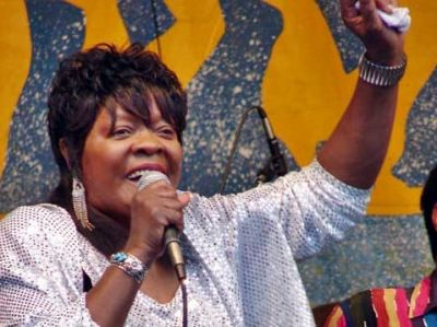 Bluesfoundation benennt Preis nach Koko Taylor