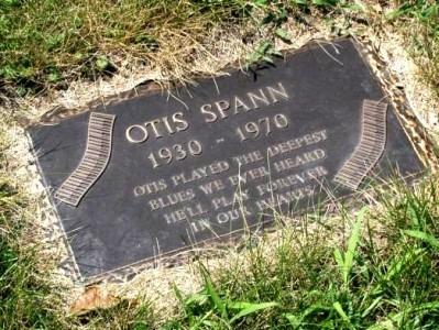 Otis Spann (1930-1970)