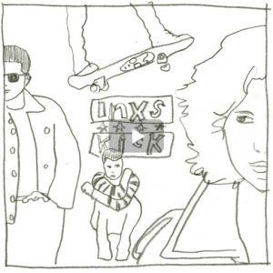 Becks Record Club covert INXS