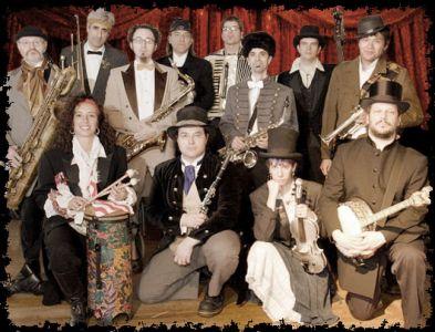 Emperor Norton's Stationary Marching Band: Zwischen Free Jazz und Zirkus und Wahnsinn