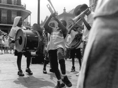 New Orleans: Geburtsort des Jazz