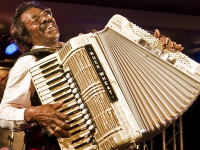 Buckwheat Zydeco – Where There's Smoke There's Fire