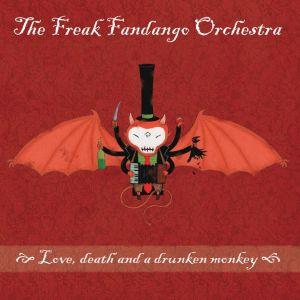 The Freak Fandango Orchestra gibt ein Konzert in Deutschland