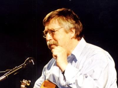Oktober 2000: Wolf Biermann im Greifswalder Dom