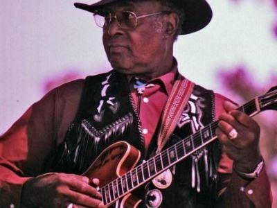 Bluesgitarrist Phillip Walker verstorben