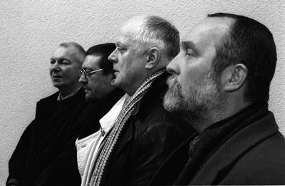 Zentralquartett bei den 30. Eldenaer Jazz-Evenings