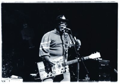 Bo Diddley – In The Spotlight
