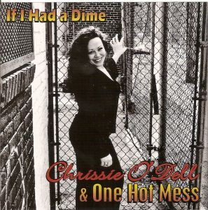Chrissie O'Dell – If I Had A Dime