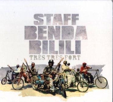 Staff Benda Bilili – Tres Tres Fort