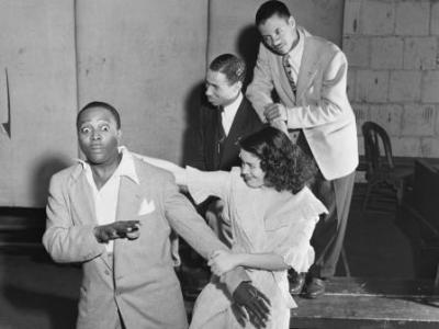 Rhythm & Blues: Popmusik nach dem Zweiten Weltkrieg