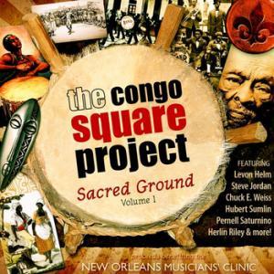The Congo Square Project – Musikgeschichte und soziales Engagement