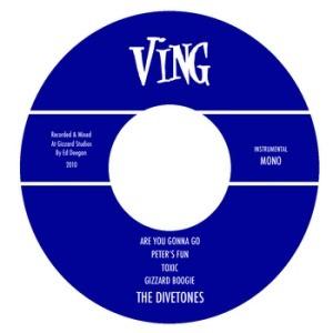 The Divetones – The Divetones EP