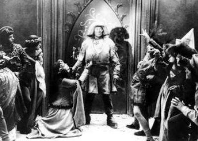 Paul Wegener – Der Golem, wie er in die Welt kam (1920)