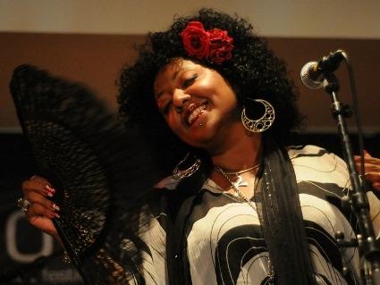 """Tricia """"Teedy"""" Boutte: Soul, Gospel & Reggae zwischen New Orleans und Norwegen"""