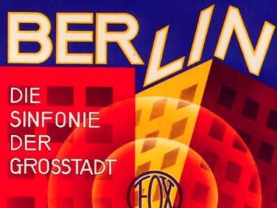 Walter Ruttmann – Berlin: Die Sinfonie der Großstadt (1927)