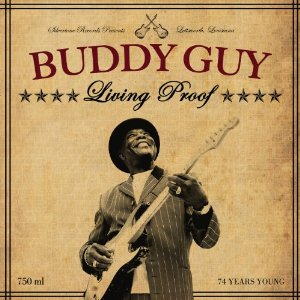 Buddy Guy – Living Proof (Silvertone)