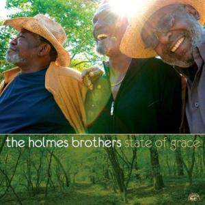 The Holmes Brothers – State of Grace (Alligator)