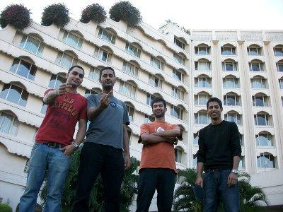 Rocke lieber indisch 7: Barefaced Liar