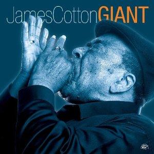 James Cotton – Giant (Alligator)