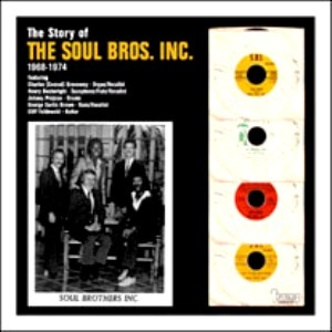 The Soul Brothers Inc. – The Story of (Tramp)