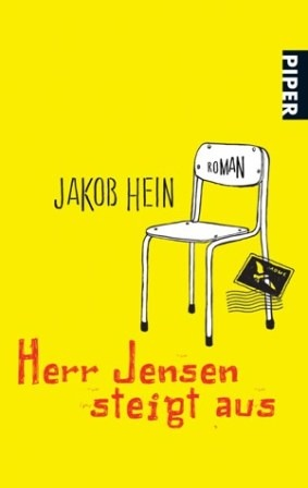 Jakob Hein: Herr Jensen steigt aus