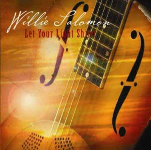 Willie Salomon – Let Your Light Shine (Acoustic Music)