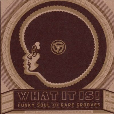 What It Is! Funky Soul And Rare Grooves – 1967-1977