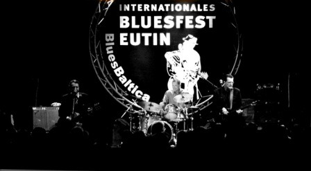 "22. Bluesfest in Eutin mit Zakiya Hooker und Earnest ""Guitar"" Roy"