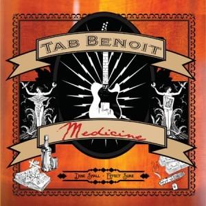 Tab Benoit – Medicine (Telarc/in-akustik)