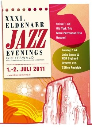 Zwischen Brüning, Braslien und der Schweiz – 31. Eldenaer Jazz Evenings