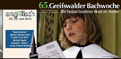 Kartenverkauf für 65. Bachwoche beginnt am 16.5.2011