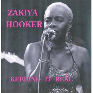 Zakiya Hooker – Keeping It Real (Boogie with the Hook)