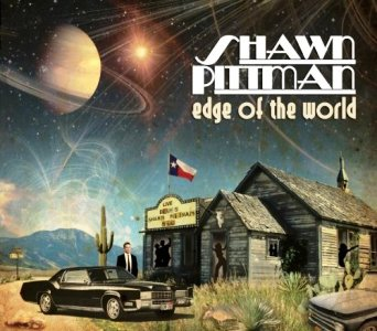Shawn Pittman – Edge of the World (Delta Groove/in-akustik)