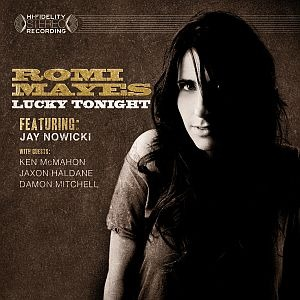 Romi Mayes – Lucky Tonight (Me & My Records/in-akustik)