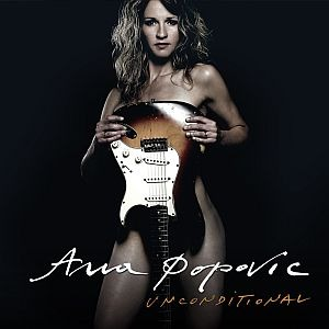 Ana Popovic – Unconditional (Eclecto Groove/in-akustik)